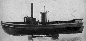 who invented the steamboat